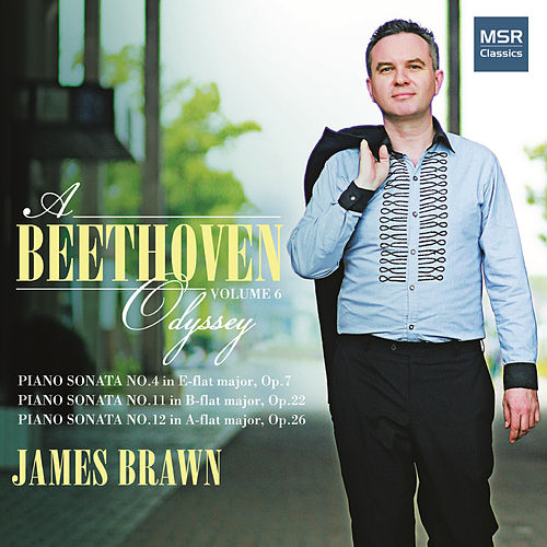 A Beethoven Odyssey, Vol. 6 de James Brawn