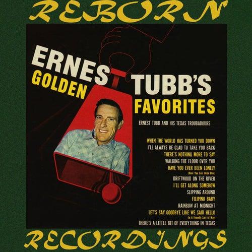 Golden Favorites (HD Remastered) de Ernest Tubb