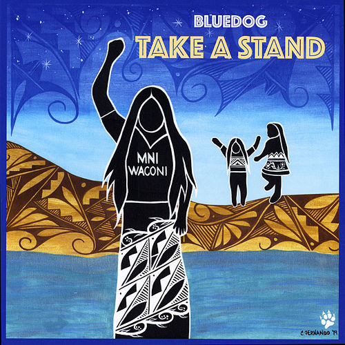 Take a Stand de Blue Dog