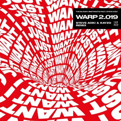 Warp 2.019 (feat. Steve Aoki) (Steve Aoki & Kayzo Remix) von The Bloody Beetroots