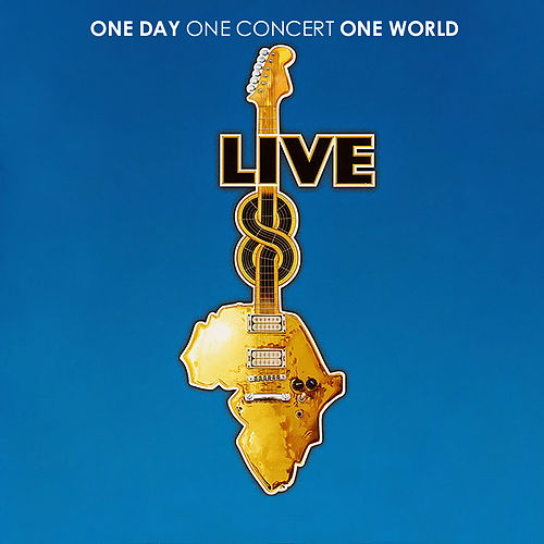 Live 8 (Live, July 2005) de Various Artists