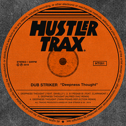 Deepness Thought - Single by Dub Striker