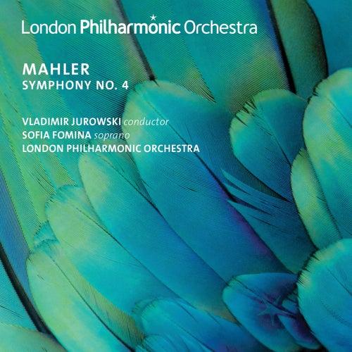 Mahler: Symphony No. 4 de Vladimir Jurowski