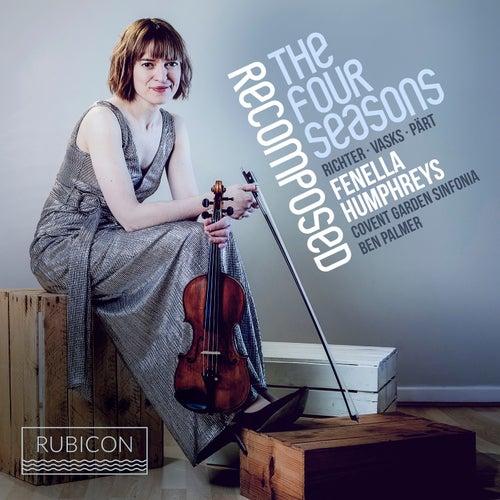 Vivaldi: The Four Seasons Recomposed by Max Richter de Fenella Humphreys