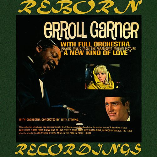Playing Music From A New Kind Of Love (HD Remastered) de Erroll Garner