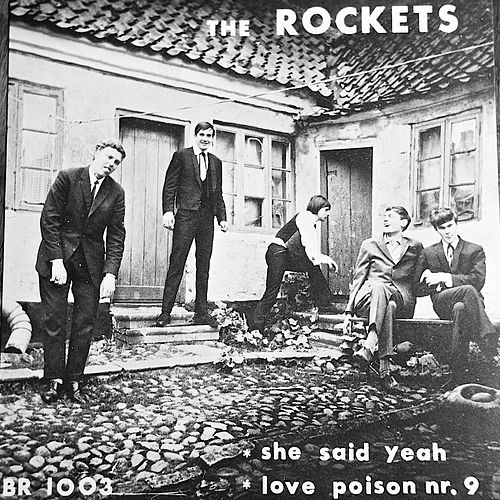 She Said Yeah de The Rockets