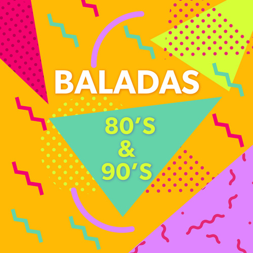 Baladas 80's 90's de Various Artists