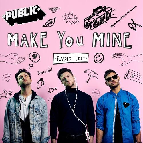 Make You Mine (Radio Edit) von The Public