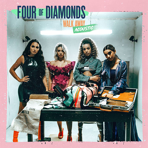 Walk Away (Acoustic) de Four Of Diamonds