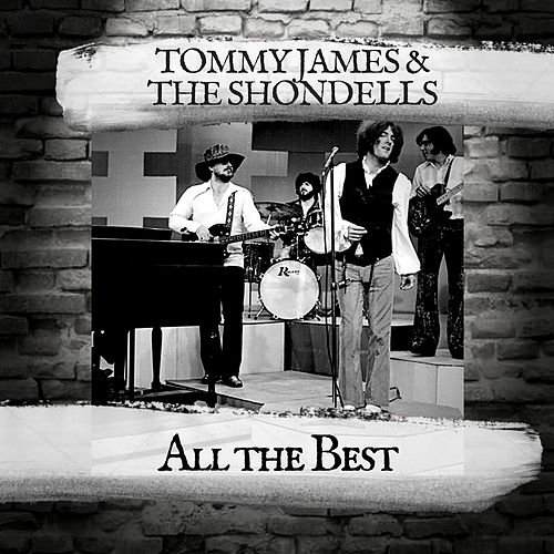 All the Best by Tommy James