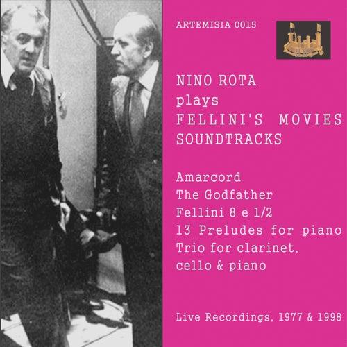 Rota: Themes from Fellini Soundtracks & Other Works (Live) von Nino Rota
