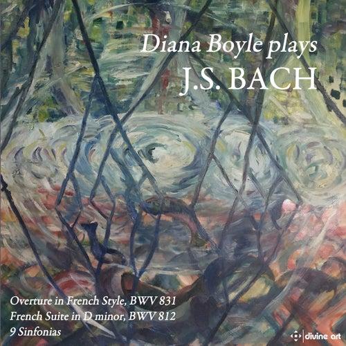 Bach: Works for Keyboard de Diana Boyle