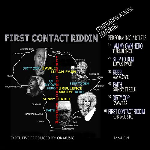 First Contact Riddim by Various Artists