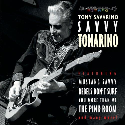 Savvy Tonarino de Tony Savarino