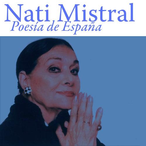 Poesía de España de Nati Mistral