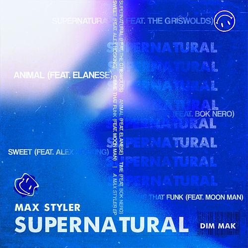 Supernatural EP by Max Styler