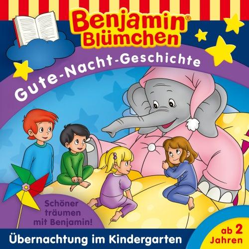 Gute-Nacht-Geschichten - Übernachtung im Kindergarten von Benjamin Blümchen