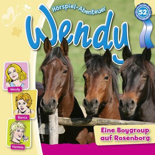 Folge 52: Eine Boygroup auf Rosenborg von Wendy
