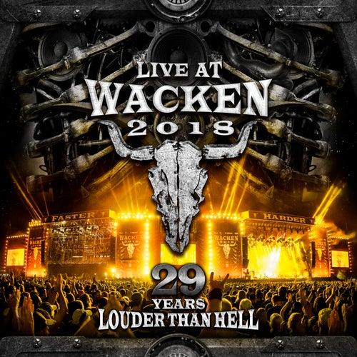Kairos ((Live At Wacken, 2018)) de Sepultura