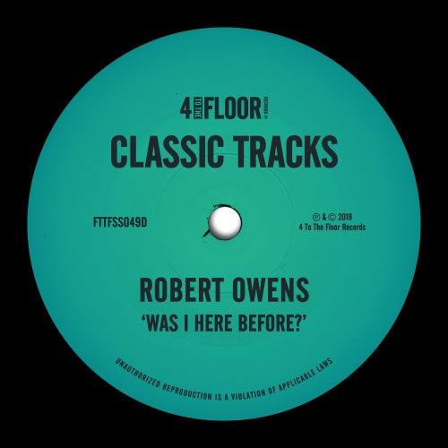 Was I Here Before? von Robert Owens