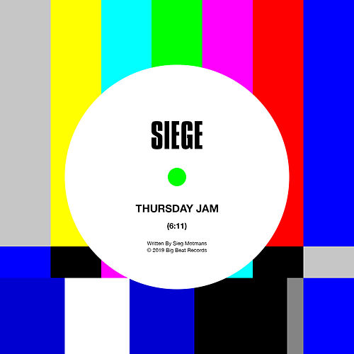 Thursday Jam by Siege