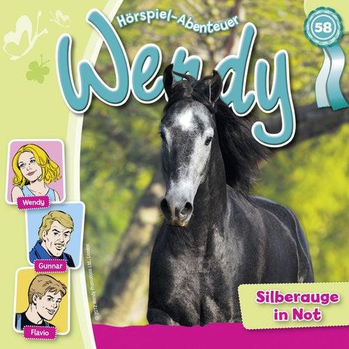 Folge 58: Silberauge in Not von Wendy