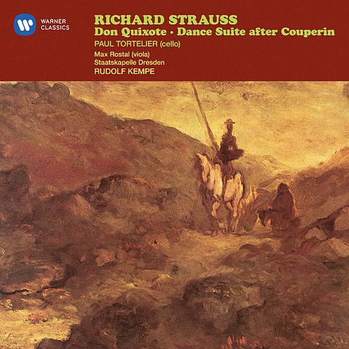 Strauss: Don Quixote, Op. 35 & Dance Suite from Keyboard Pieces by François Couperin by Rudolf Kempe