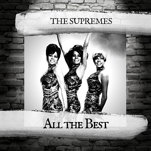 All the Best von The Supremes