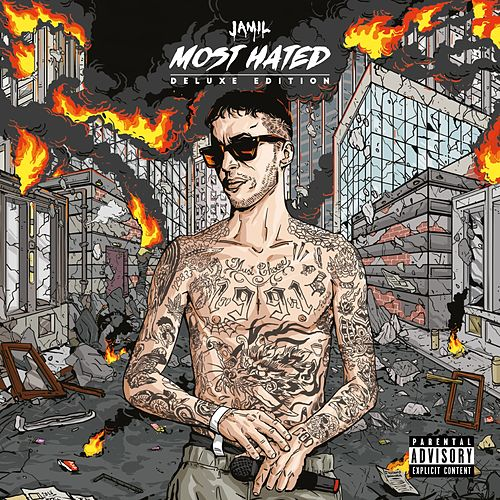 Most Hated (Deluxe Edition) by Jamil