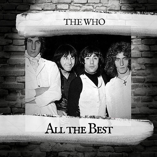 All the Best by The Who