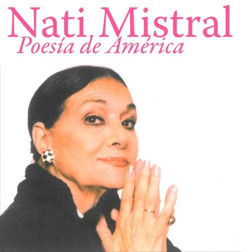 Poesía de América de Nati Mistral