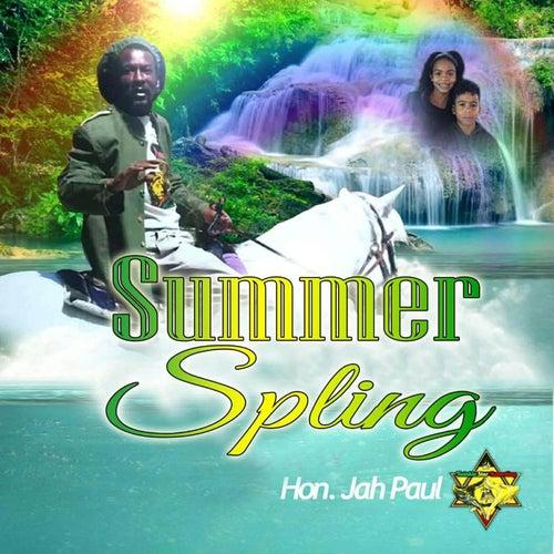 Summer Spling by Hon. Jah Paul