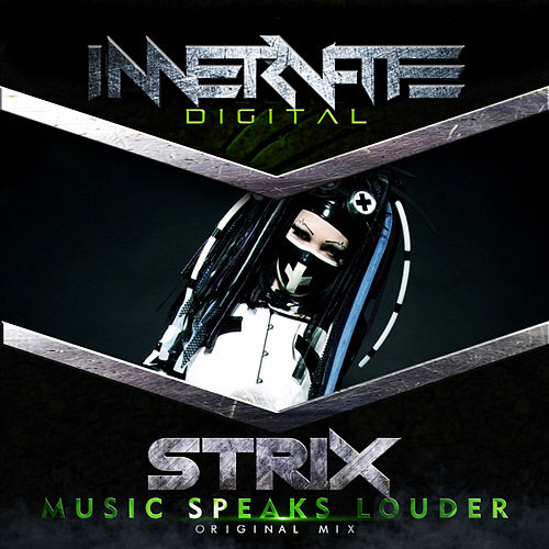 Music Speaks Louder von S-Trix
