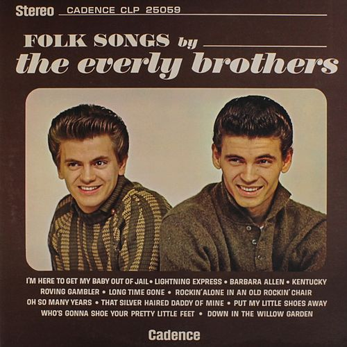Folksongs by the Everly Brothers by The Everly Brothers
