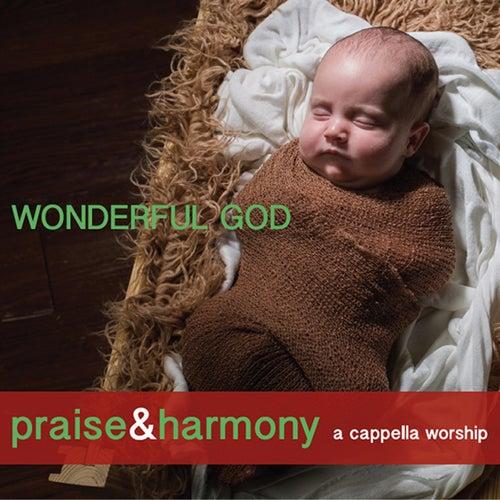 Wonderful God: Praise & Harmony (A Cappella Worship) de Keith Lancaster