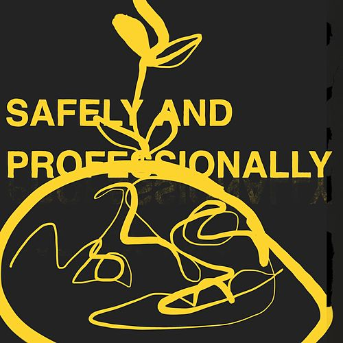 Safely and Professionally (Instrumental) by Willie Four Milli