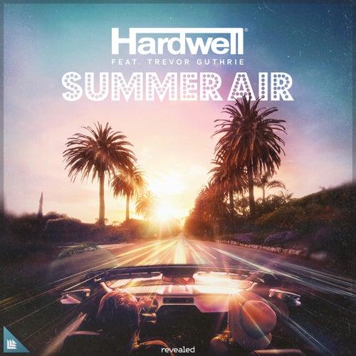 Summer Air (feat. Trevor Guthrie) de Hardwell
