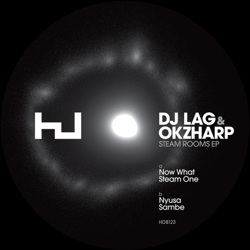Steam Rooms EP by DJ Lag