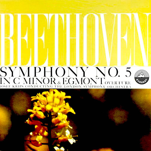 Beethoven: Symphony No. 5 in C Minor, Op. 67 & Egmont Overture by London Symphony Orchestra