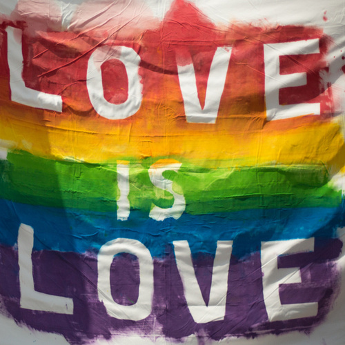 Love Is Love by Various Artists
