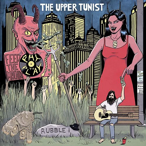 Rubble I by The Upper Tunist