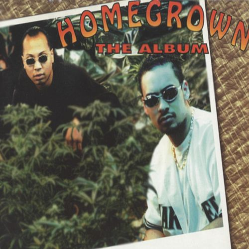 HomeGrown the Album de Homegrown