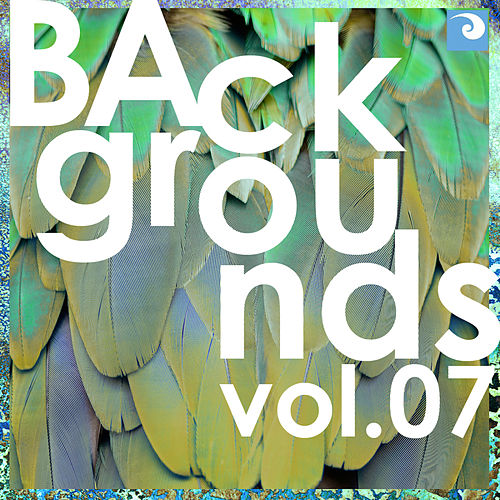 Backgrounds, Vol. 07 von Various