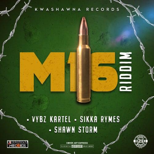 M16 Riddim by Various Artists
