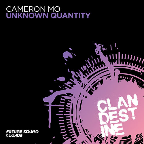 Unknown Quantity by Cameron Mo