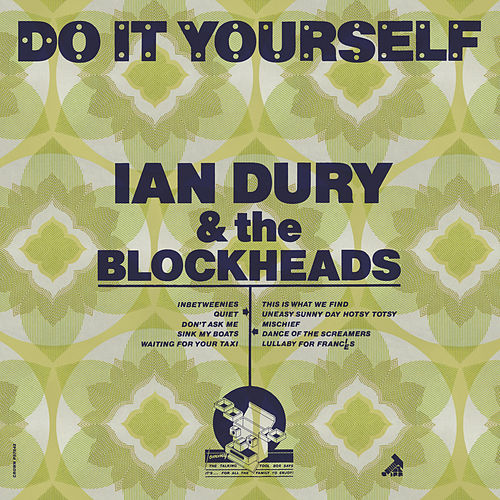 Do It Yourself (40th Anniversary Edition) von Ian Dury