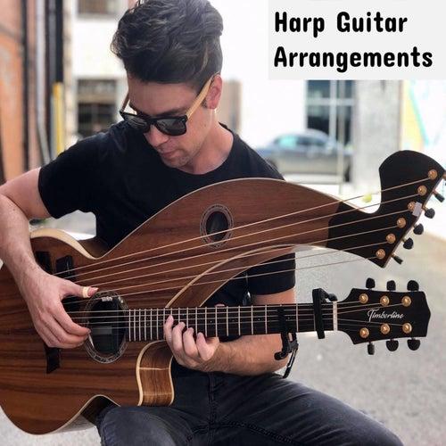 Harp Guitar Arrangements de Jamie Dupuis
