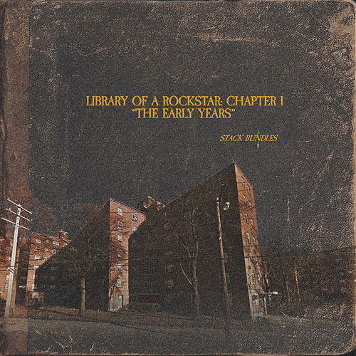 Library of a Rockstar: Chapter 1 - The Early Years de Stack Bundles