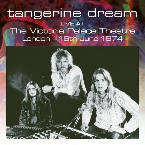 Live At The Victoria Palace Theatre, London - 16th June 1974 de Tangerine Dream
