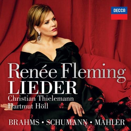Brahms, Schumann & Mahler: Lieder by Renée Fleming